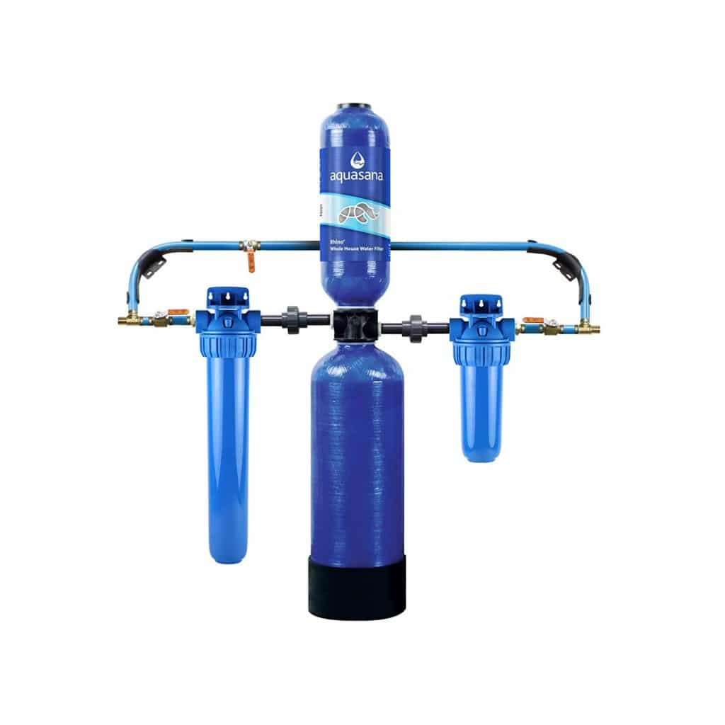 The Aquasana Water Filter