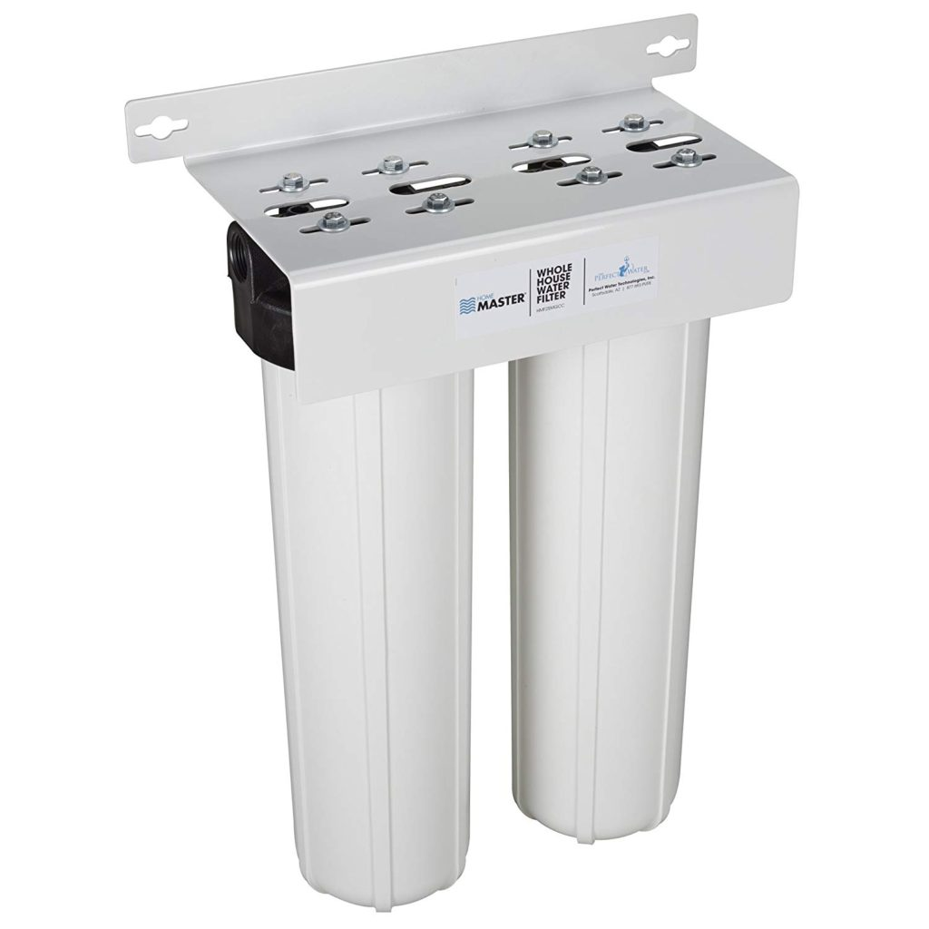 Two Stage Water Filtration System