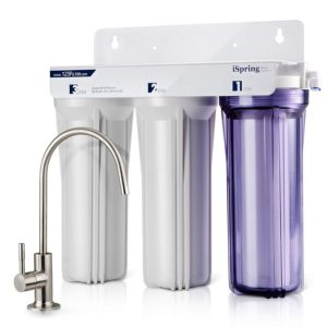 iSpring US31 3 stages water filter