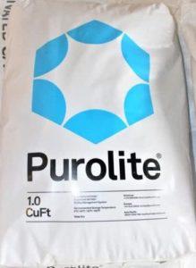 Purolite C100E Resin