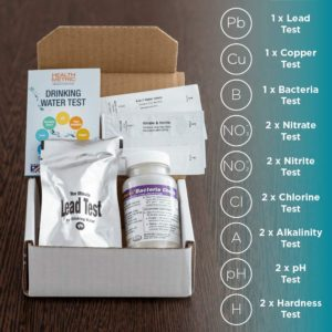 Health Metric Test Kit