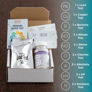 Health Metric Test Kit