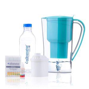 Alkanatur Alkaline Water Filter Pitcher