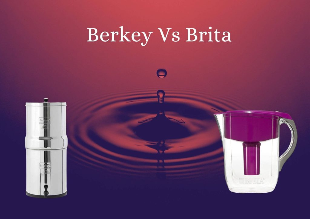 Berkey Vs Brita