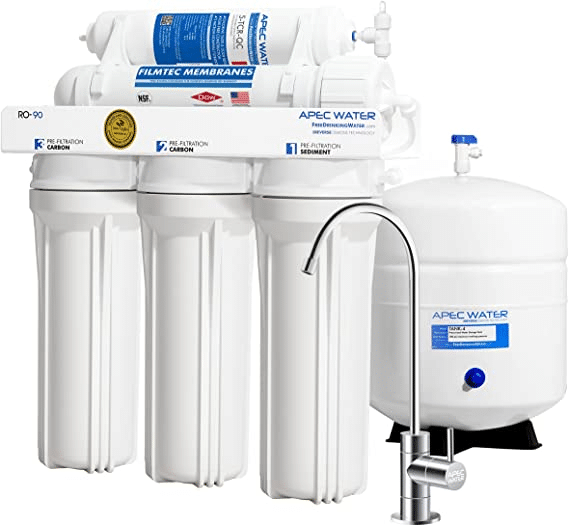 APEC Water Systems RO-90 Ultimate Series